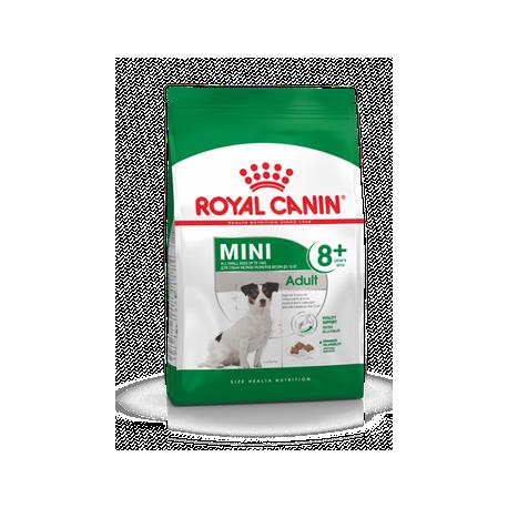Royal Canin Mini Mature +8 8kg koeratoit