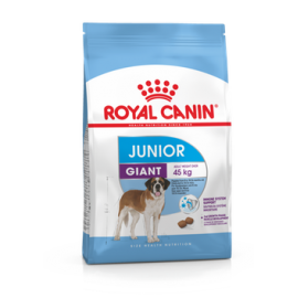 Royal Canin Giant Junior 15 kg koeratoit