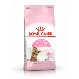 Royal Canin Kitten Sterilised 2kg kassitoit