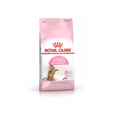 Royal Canin Kitten Sterilised 4kg kassitoit