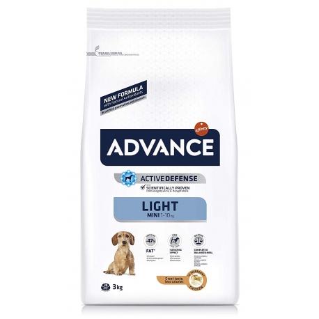 Advance koeratoit Mini Light 3kg