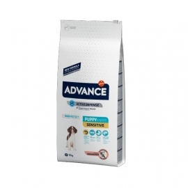 Advance koeratoit Puppy Sensitive lõhe ja riisiga 12kg
