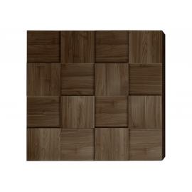 Seinakapp INFINITY tume pähkel, 95x36xH92 cm