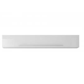 Seinakapp INFINITY valge läige, 210x35xH33 cm