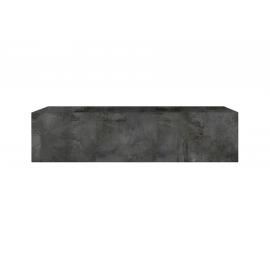Seinakapp INFINITY tumehall, 138x30xH29 cm