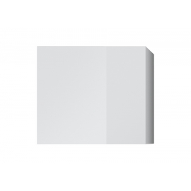 Seinakapp INFINITY valge läige, 55x30xH50 cm