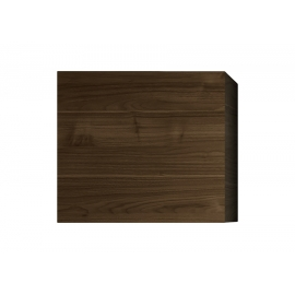 Seinakapp INFINITY tume pähkel, 55x30xH50 cm