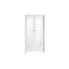 Esikukapp OLE valge, 92x38x192 cm