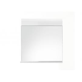 Peegel SKIN valge läige, 60x10xH55 cm