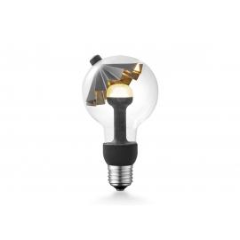 LED lamp MOVE ME umbrella must / kuldne, 3W, E27, 2700K