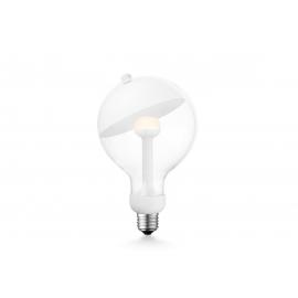 LED lamp MOVE ME sphere valge, 5,5W, E27, 2700K