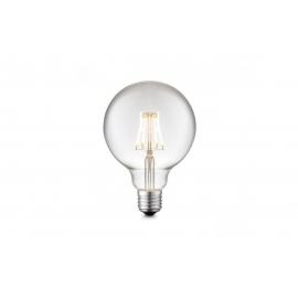 LED lamp GLOBE klaar, D9,5xH8,9 cm, 4W, E27, 3000K