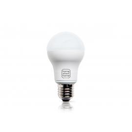 LED lamp WARM valge, D6xH11 cm, 10W, E27, 2700K, reguleeritav