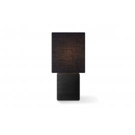 Lauavalgusti CHARM must, 13x13xH30 cm, E14