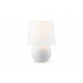 Lauavalgusti ISLA valge, D16xH22 cm, E14
