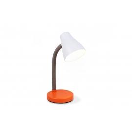 Lauavalgusti ROCKER oranž, D14xH35 cm, E27
