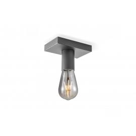 Kohtvalgusti NITRO must, 15x9,5xH10,5 cm, LED