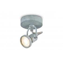 Kohtvalgusti MUST betoon, D9,5xH15 cm, LED