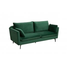 Diivan FAMOUS roheline, 210x90xH93 cm