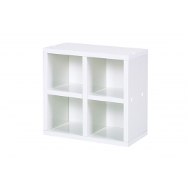 Esikuriiul PISA valge läige, 31x18xH31 cm