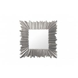 Seinapeegel VENICE hõbe, 96x3xH96 cm