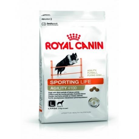 Royal Canin SPORT LIFE AGILITY LARGE koeratoit 4100 15kg