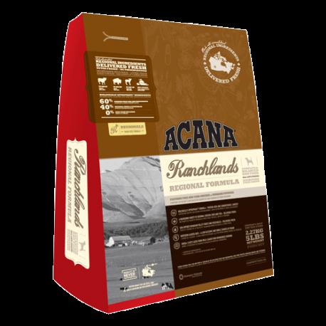Acana koeratoit ranchland 13kg teraviljavaba