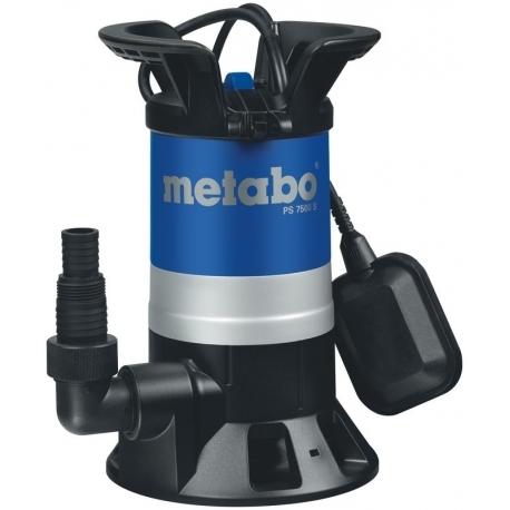 Tühjenduspump reoveele Metabo PS 7500 S