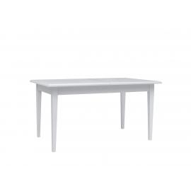 Söögilaud Idento valge, 145/185x85x77 cm