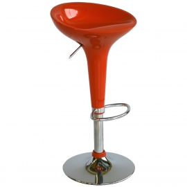 Baaripukk AMIGO-3 45,5x39xH66,5/87,5cm, oranž