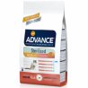 Advance kassitoit Sterilized Salmon Sensitive 10kg