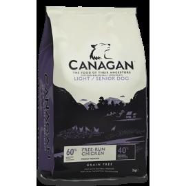 Canagan koeratoit light & senior 6kg
