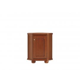 Kapp Bawaria, 1 uksega, pähkel / kastan