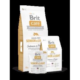 Brit Care SENIOR & LIGHT SALMON & POTATO