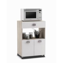 Köögikapp Romarin valge / akaatsia