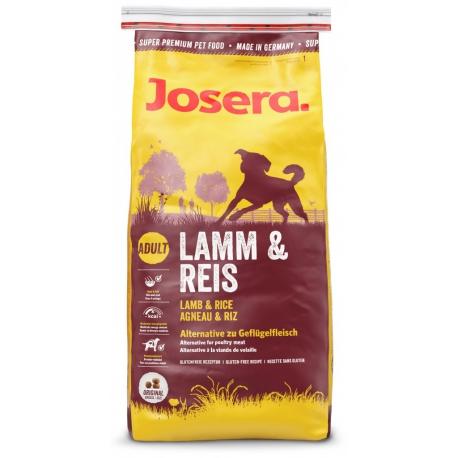 Josera Lamb & Rice koeratoit 4kg