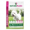 Eukanuba koeratoit NaturePlus adult Small breed Lamb 10kg