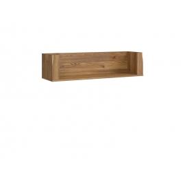 Seinariiul kuldne lehis, 110x32,5xH27 cm