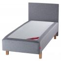Sleepwell RED POCKET kušett 90x200cm, helehall