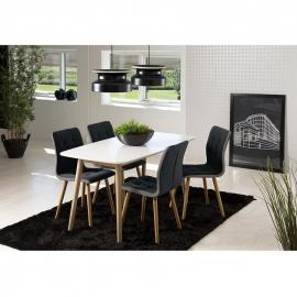 Söögilauakomplekt NAGANO 4-tooliga