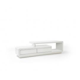 Tv-alus CELIA valge läige, 170x40xH45 cm