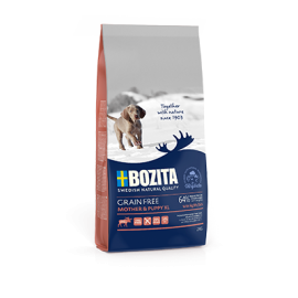 Bozita Grain Free Mother & Puppy XL Elk koeratoit 2kg